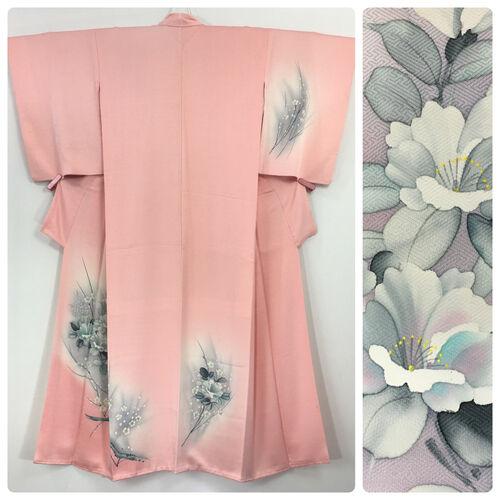 M-L, very long kimono for women