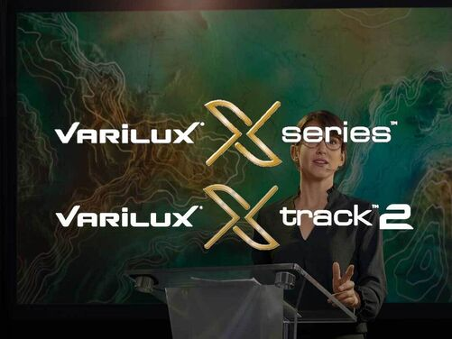 VARILUX X SERIES & X TRACK 2