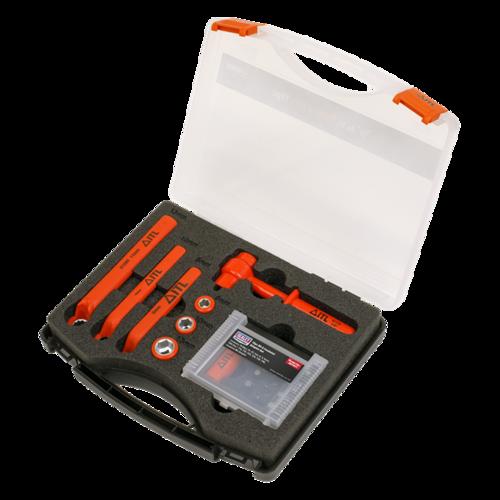 Hybrid & Electric Vehicle Battery Tool Kit 19pc - AK7911 - Sealey