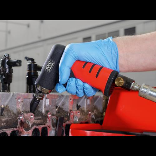 "Air Impact Wrench 1/4""Sq Drive Diesel Glow Plug Kit - SA141 - Sealey"