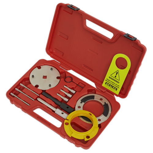 Diesel Engine Timing Tool & Injection Pump Tool Kit - 2.0D, 2.2D, 2.4D Duratorq - Chain Drive - VSE5841A