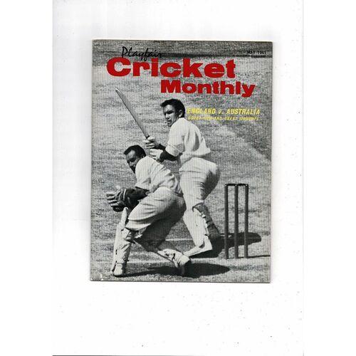 Cricket Monthly Magazine