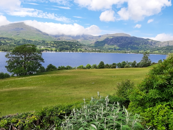 Cumbrian Cistercian Way - Diary of a Journey, 21st-26th June 2021