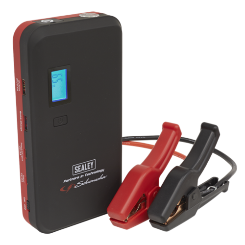 Schumacher® Jump Starter Lithium-ion Power Pack 1000A - SL69S - Sealey