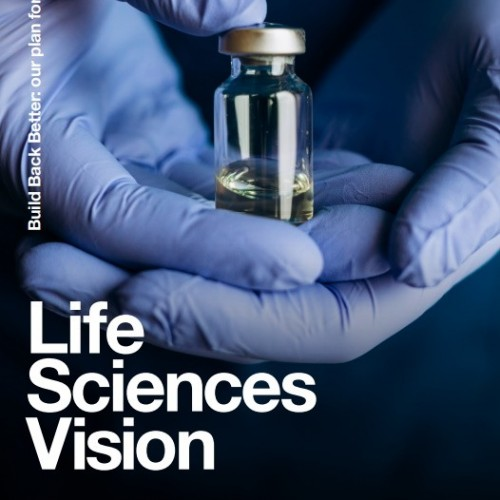 Life Sciences Vision - new 10 year Life Sciences strategy