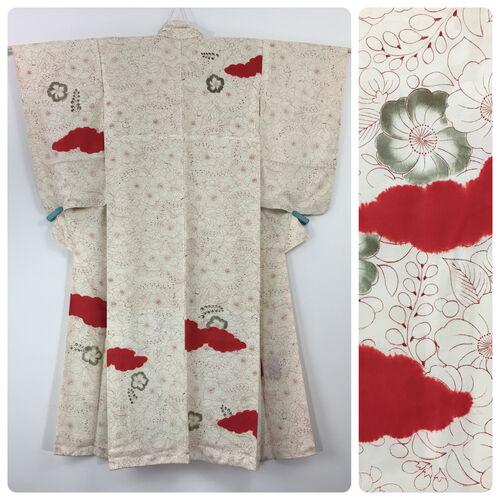 M, long kimono for women