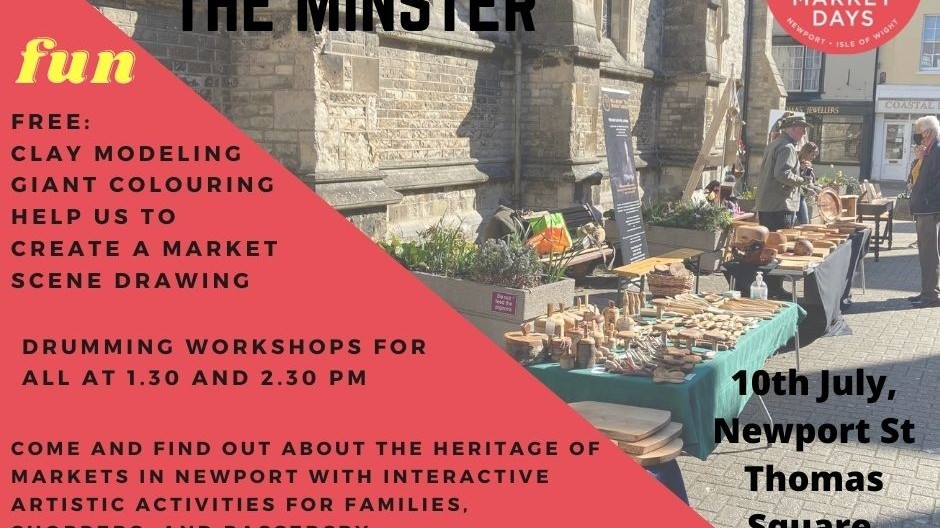 The Market and the Minster - 10th July 2021