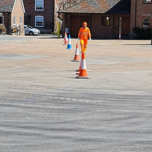 Street Works -Signing, Lighting and Guarding(01)