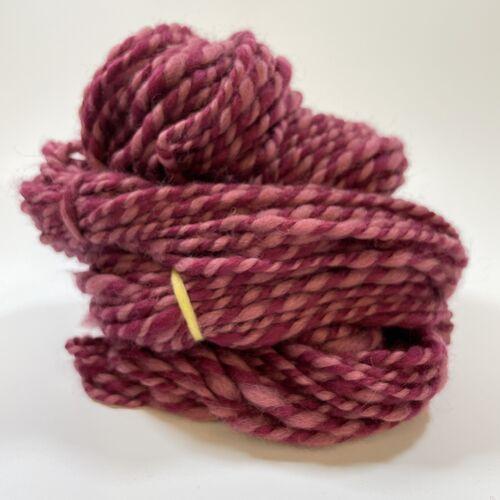 Hand Spun Wool and Merino Blend
