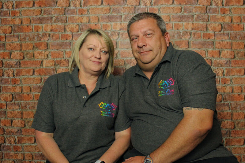Alison and Sean Forsey