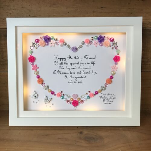 LED Poem for Someone Special