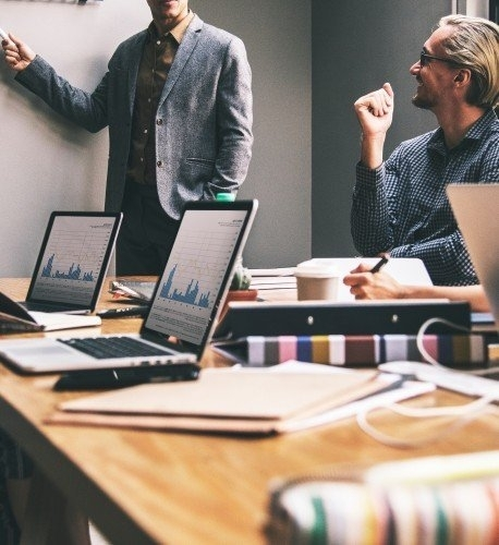 The importance of adapting and connecting in the workplace