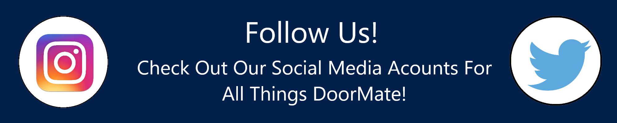 Twitter, Instagram, Social Media