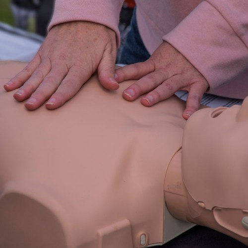 CPR During COVID