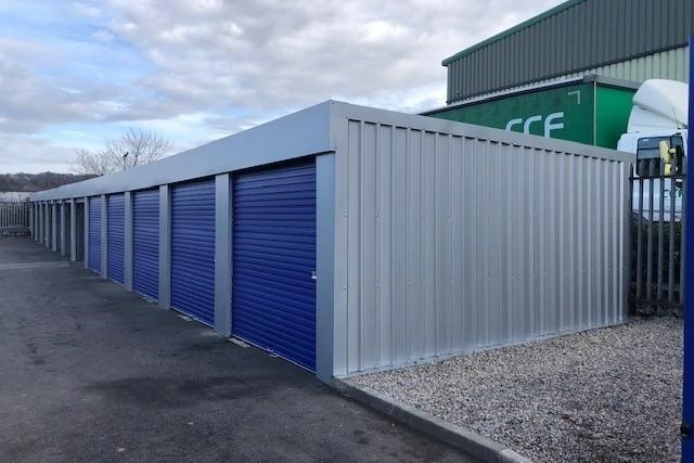 Storage Garages - Gateshead