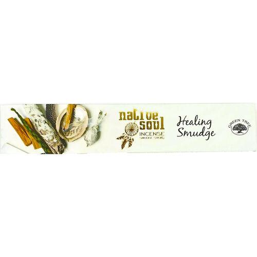Native Soul Healing Smudge Incense Sticks