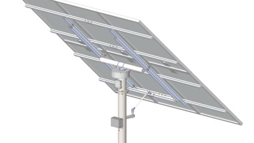 Heliomotion Solar Tracking System