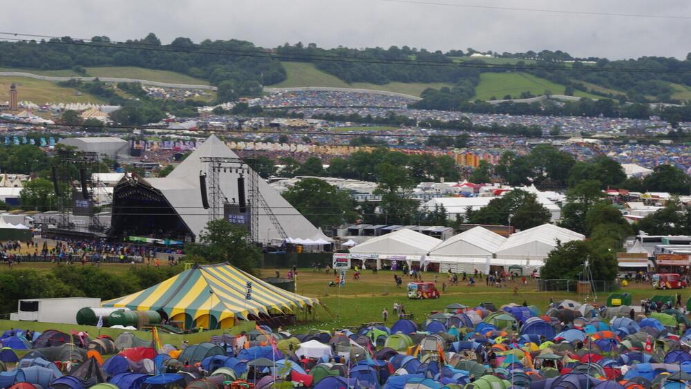 Festival Scaffolding