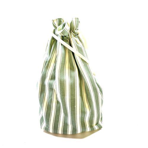 Stripy Sock Project Bag