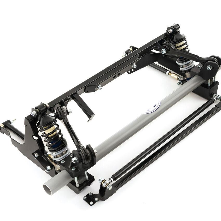 Steering & Suspension Upgrades & Setup
