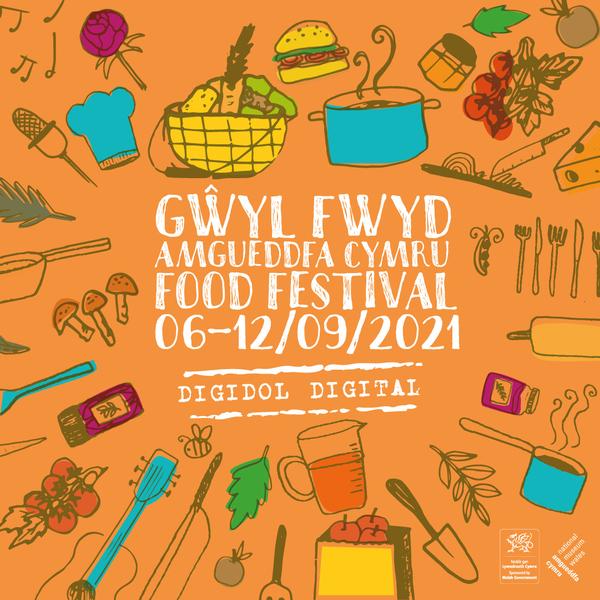 St. Fagan Food Festival going Digital