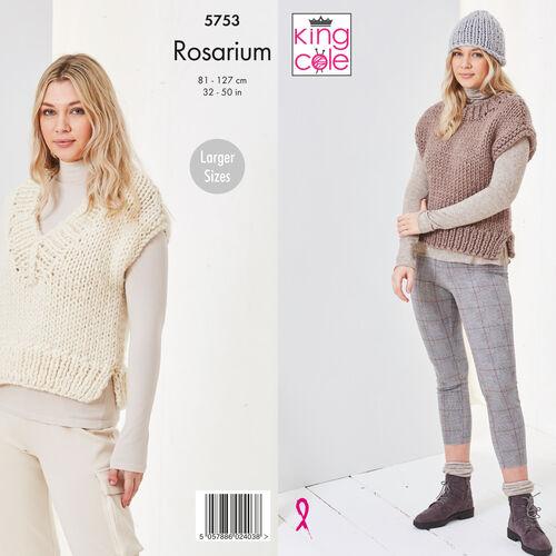 5753 Rosarium Pattern