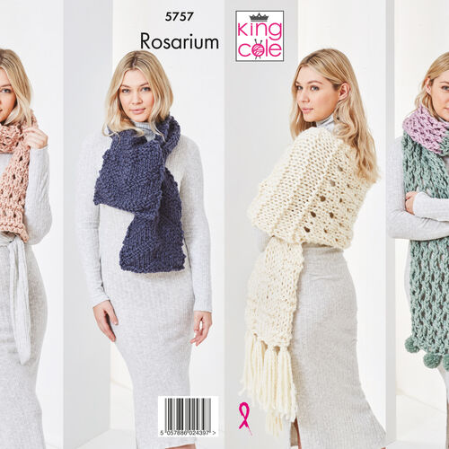 5757 Rosarium Mega Chunky Pattern