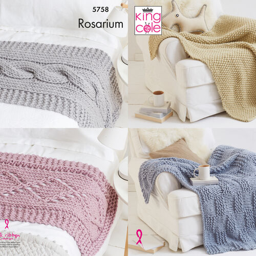 5758 Rosarium Mega Chunky Pattern