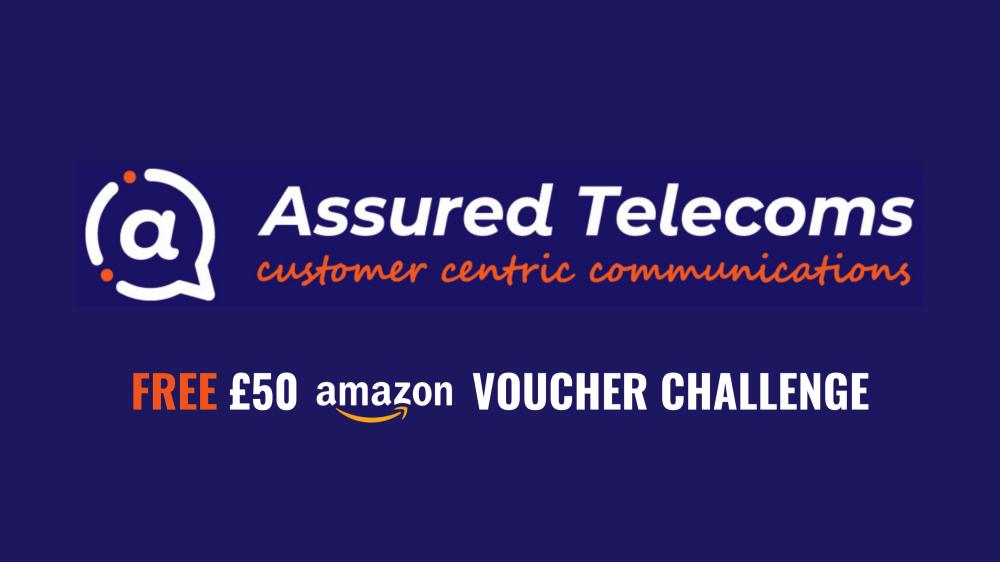 A Cheaper Bill or £50 Amazon Voucher