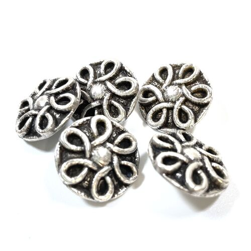 Metal Shank Buttons 20mm