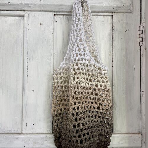 Recycled Reusable Mesh Bag