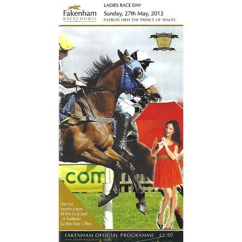 Fakenham Horse Racing Racecards/Programmes
