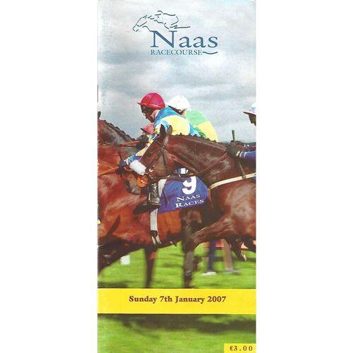 Naas Horse Racing Racecards/Programmes