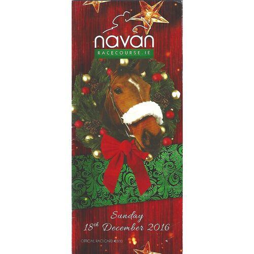 Navan Horse Racing Racecards/Programmes