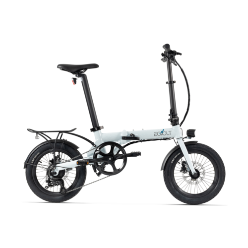 EoVolt electric folding bike
