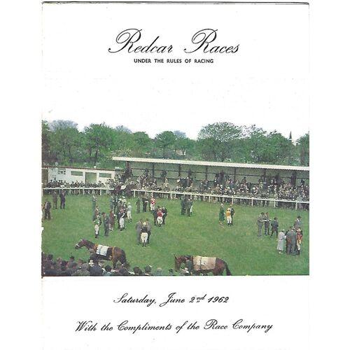 Redcar Horse Racing Racecards/Programmes