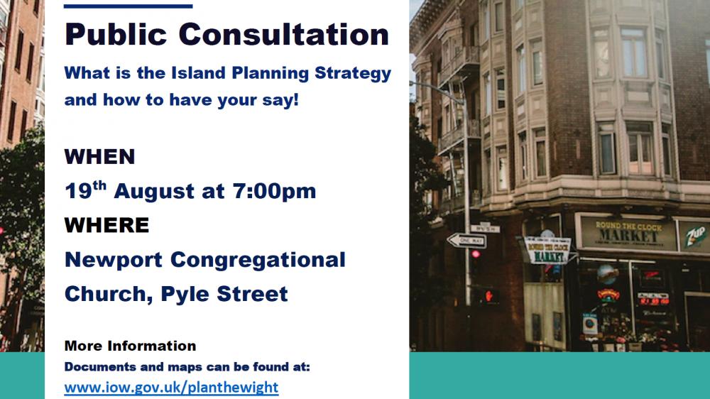 Island Planning Strategy