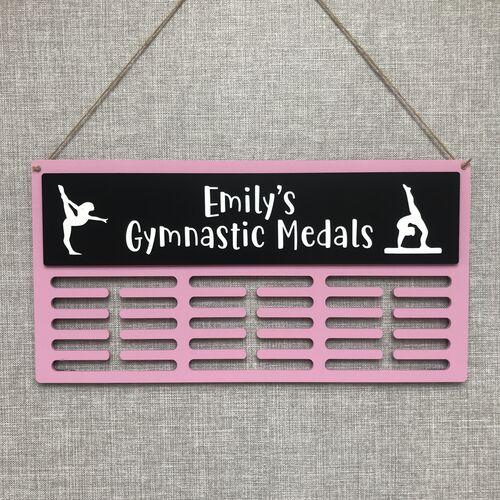 GYMNASTICS / DANCE medal hanger