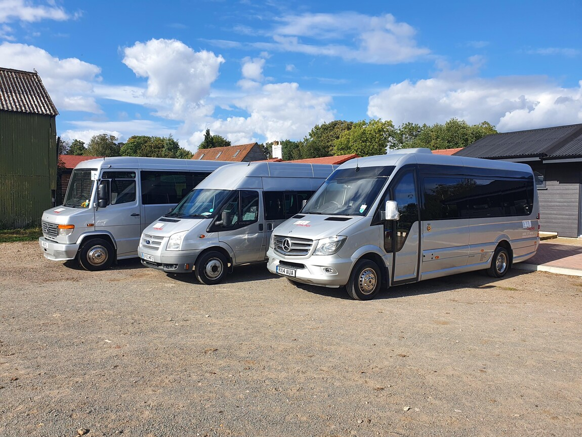 4 uses of Cheap Minibus Hire London