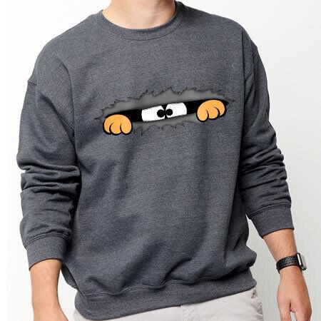 'Just Looking' Sweatshirt