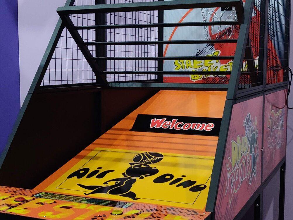 Basketball Arcade Machine Hire