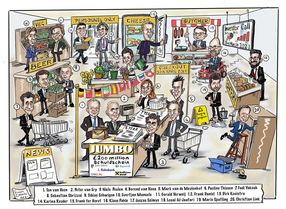 Been crazy busy with the group caricatures!