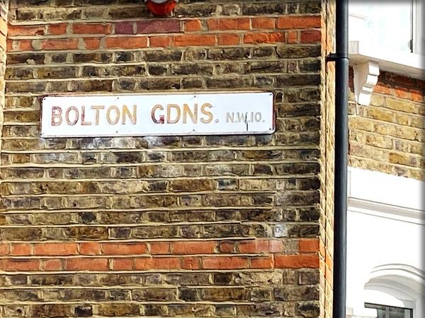 Bolton Garden's NW10