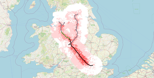 Who cares about HS2?