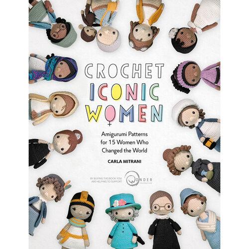 Crochet Iconic Women