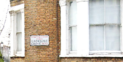 Ladbroke Grove W10