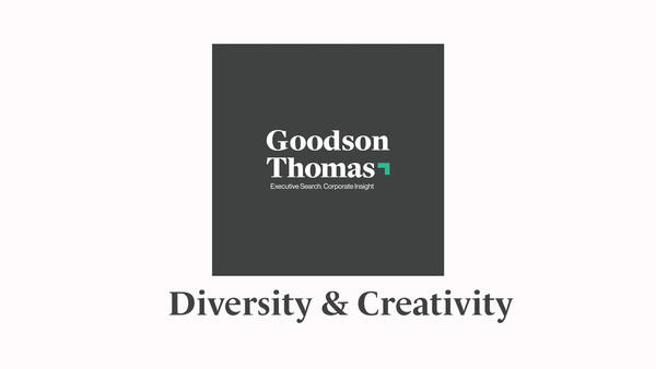 Goodson Thomas: Diversity & Creativity