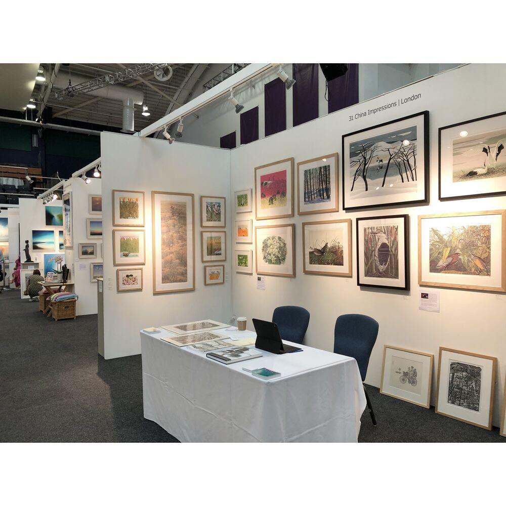 Fresh: Art Fair Cheltenham Racecourse 06-08 August 2021