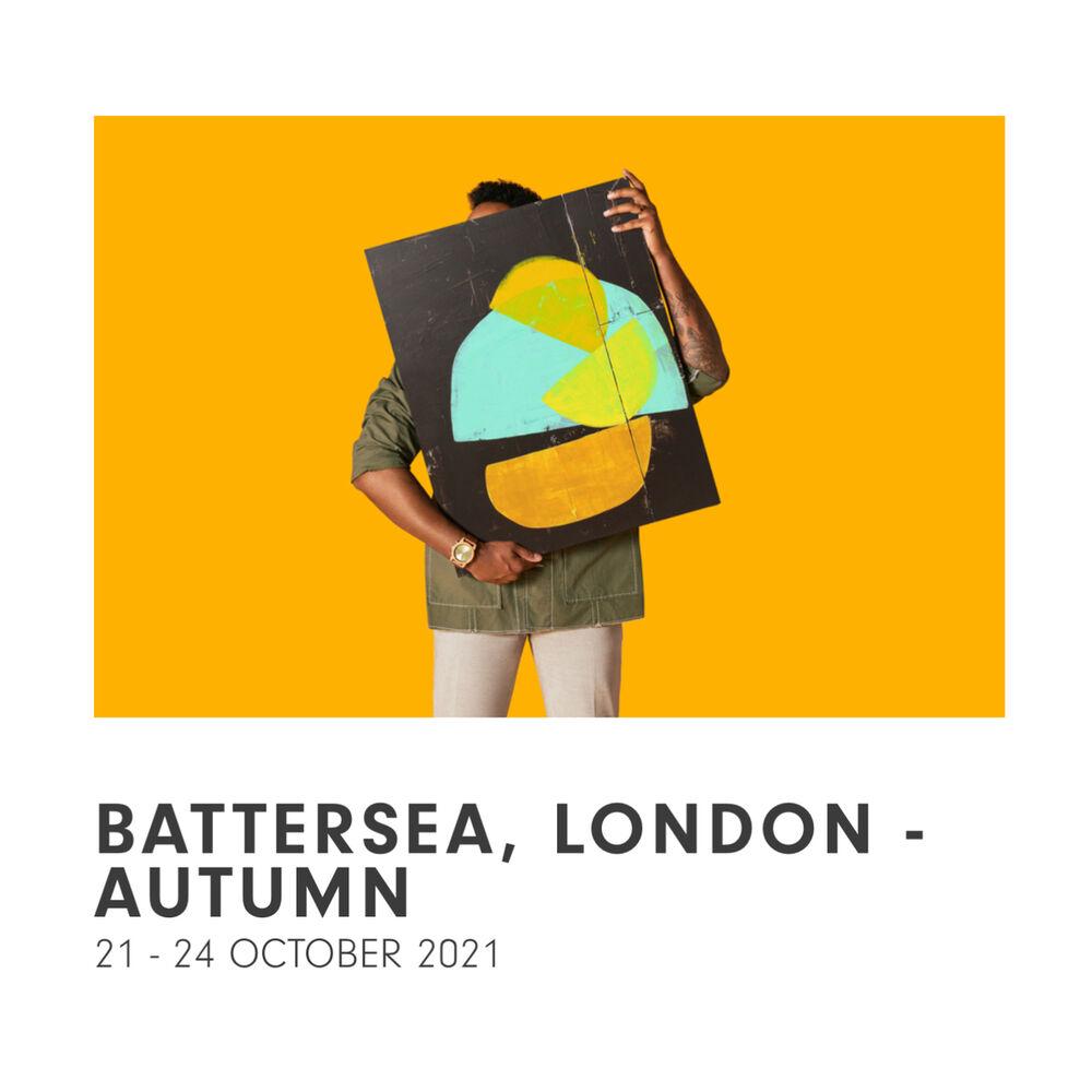Affordable Art Fair Battersea 21 - 24 October 2021