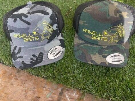 Amwell Baits Snapback Hat